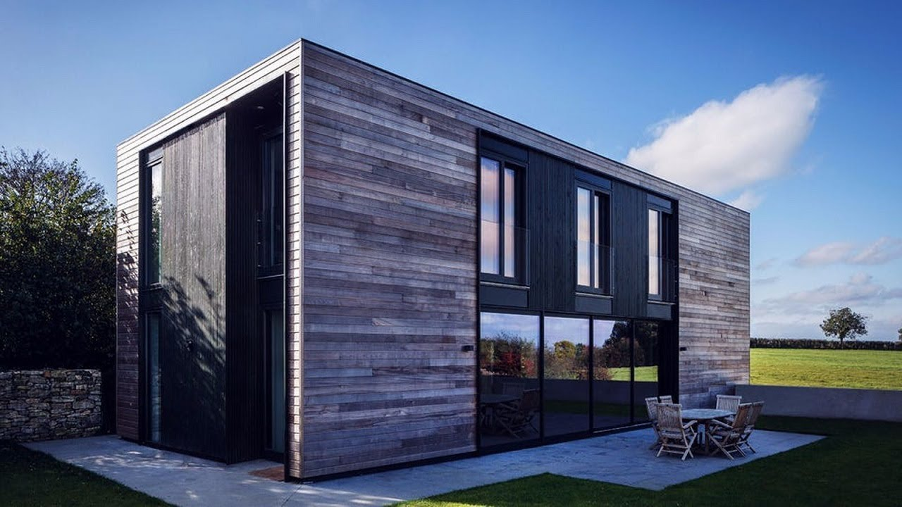 6 wielkich-małych domów z prefabrykatów
