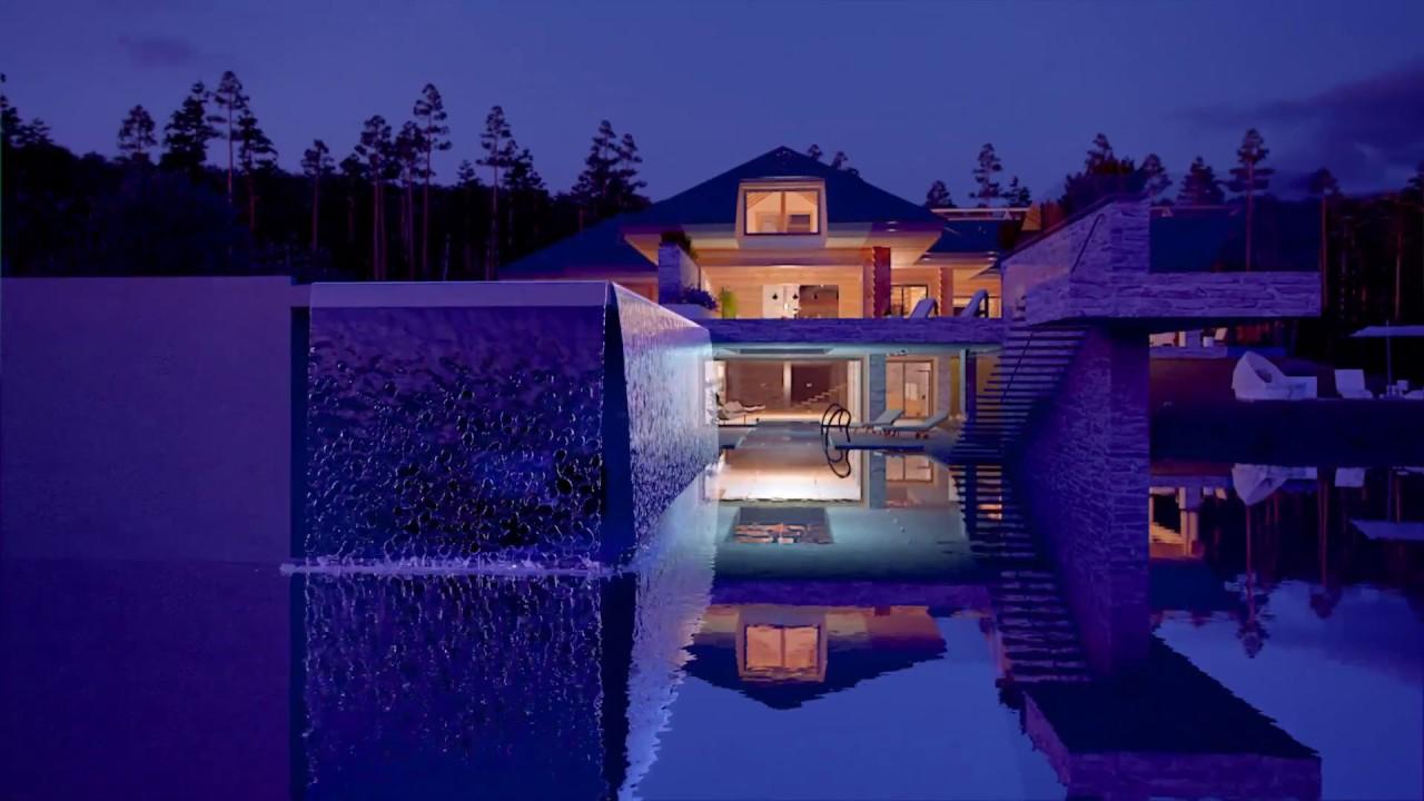 Dom energooszczędny, ekologiczny, z bala okrągłego