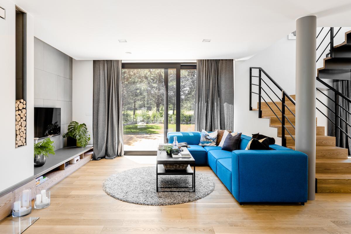 Piękne Wnętrza – Legionowo Dom 180m2
