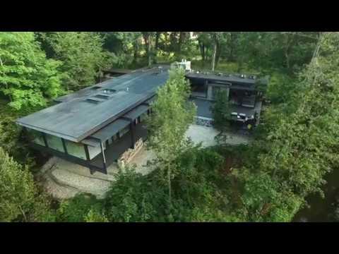 Dom Schellina – nowoczesność i natura
