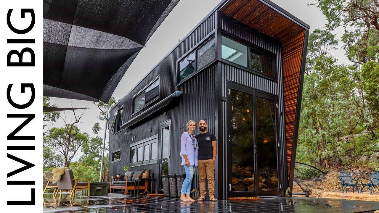 Mały domek mobilny – czyli jak tanio mieszkać