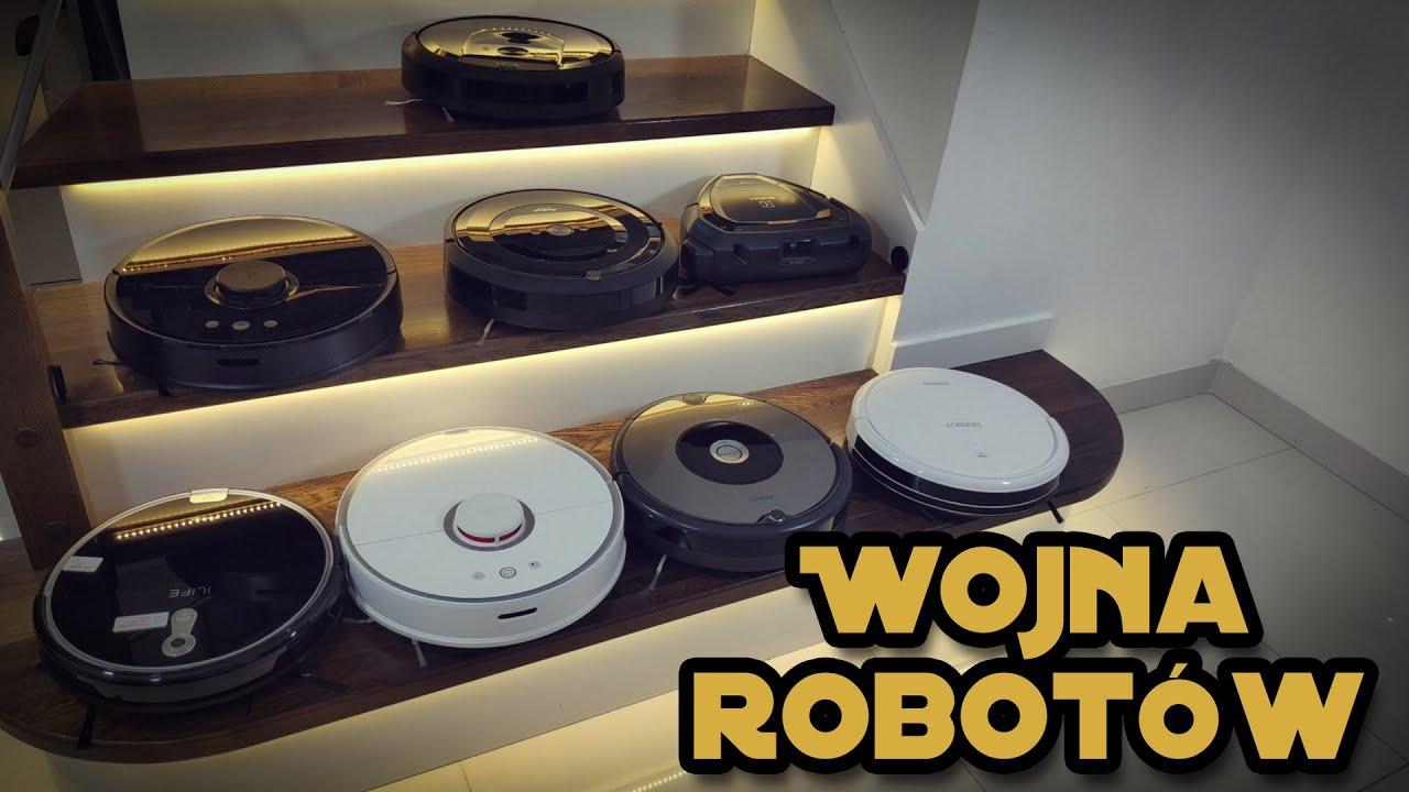 Roboty sprzątające budżetowe vs topowe modele