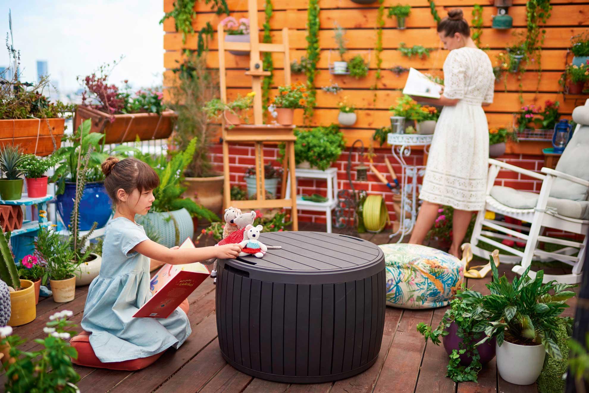 Skrzynie ogrodowe. Na co zwrócić uwagę przy zakupie?